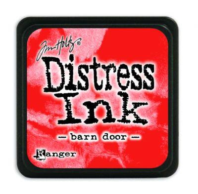 Mini Distress Ink Pad - Barn Door