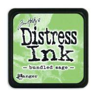 Mini Distress Ink Pad - Bundled Sage