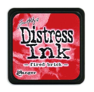 Mini Distress Ink Pad - Fired Brick