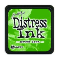 Mini Distress Ink Pad - Mowed Lawn