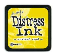 Mini Distress Ink Pad - Mustard Seed