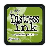 Mini Distress Ink Pad - Peeled Paint