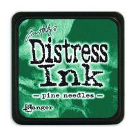 Mini Distress Ink Pad - Pine Needles