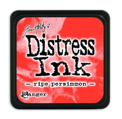 Mini Distress Ink Pad - Ripe Persimmon