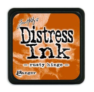Mini Distress Ink Pad - Rusty Hinge