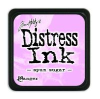 Mini Distress Ink Pad - Spun Sugar