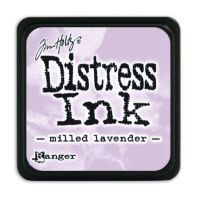 Mini Distress Ink Pad - Milled Lavender