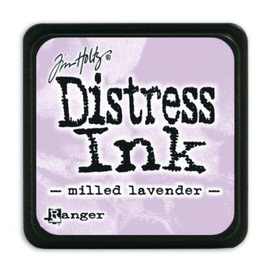 Mini Distress Ink Pad - Milled Lavender