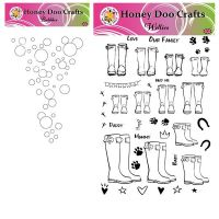 Wellies and Bubbles Collection