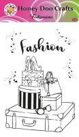 Fashionista  (A6 Stamp)