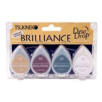 Brilliance Dew Drop Set - Earth Tone