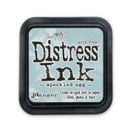 Mini Distress Ink Pad - Speckled Egg