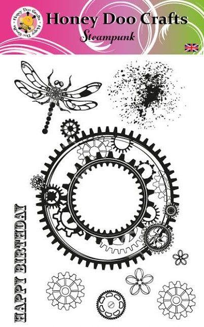 Steampunk   (A5 Stamp)