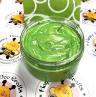 Pearlescent Paste - Lime Zest 100ml Jar