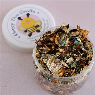 Rolling Hills Gilding Flakes