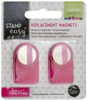 Stamp Easy Magnet Replacement 2pcs