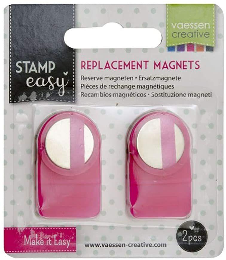Vaessen Creative Stamp Easy Magnet Replacement 2pcs