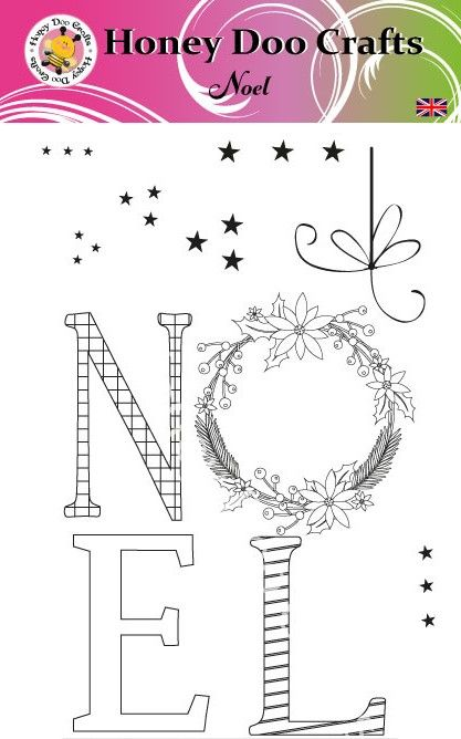 New - Noel     (A5 Stamp)