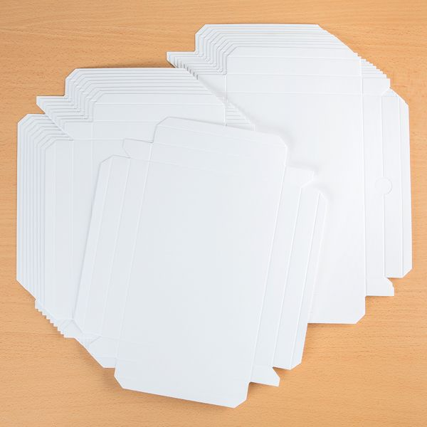 8″ x 8″ Presentation Boxes PK 10 – White