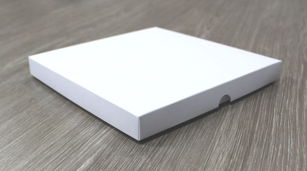 6″ x 6″ Presentation Boxes PK 10 – White   Ann Marie Designs