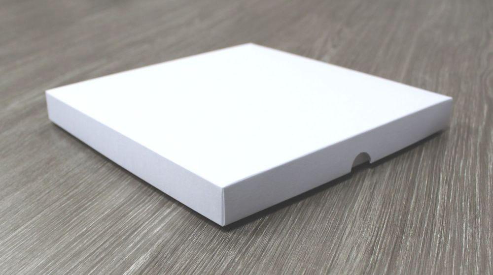 8″ x 8″ Presentation Boxes PK 10 – White       Ann Marie Designs
