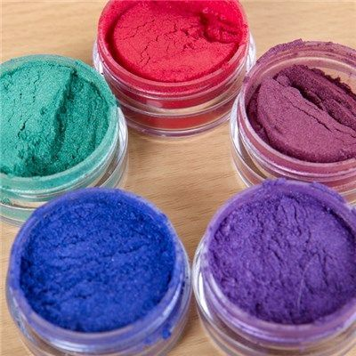 Mica Powder Berry Collection