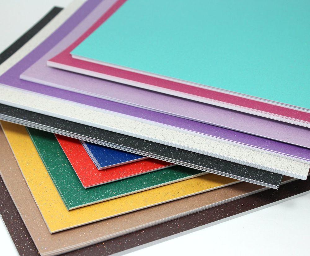 Card/Vellum/Clear Acetate/Shrink Plastic /Mask It