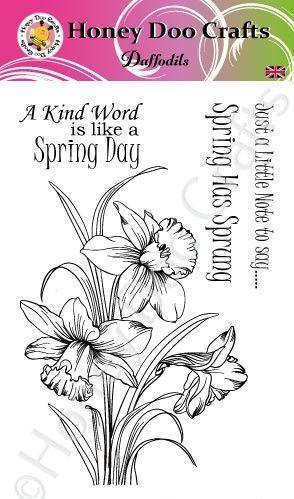 Daffodils (A6 Stamp)