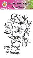 New - Natural Bouquet  (A6 Stamp)