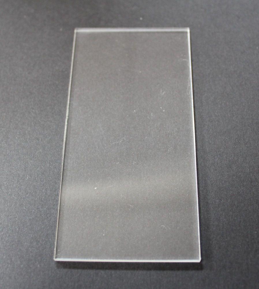 Honey Doo Crafts - Acrylic Blocks Slimline - 13cm x 6.5cm - 3mm Thick