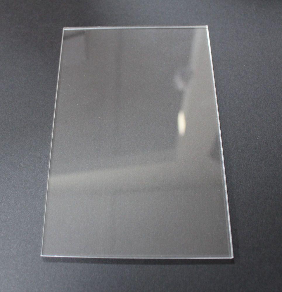 Honey Doo Crafts - Acrylic Blocks Slimline - 15.5cm x 10cm - 3mm Thick