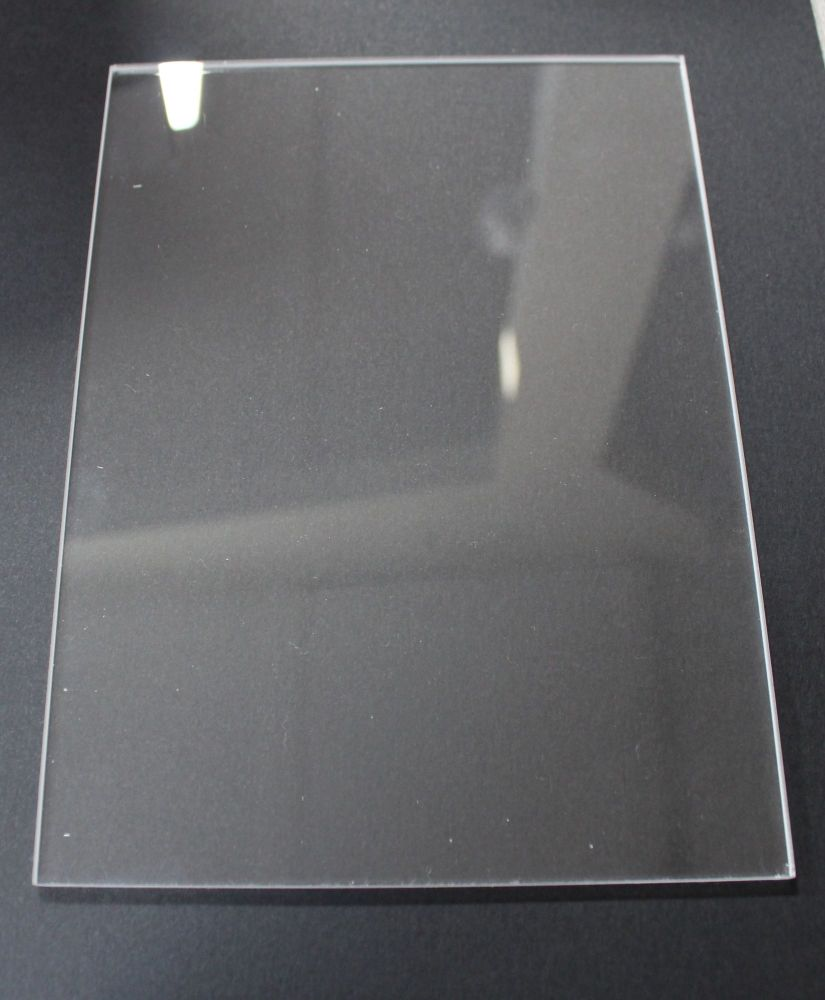 Honey Doo Crafts - Acrylic Blocks Slimline - 18.5cm x 13.5cm 3mm Thick