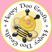 Honey Doo Crafts Greetings and Verses Stamps