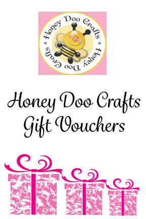 £10.00 Gift Voucher From Honey Doo Crafts