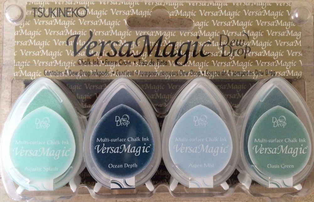 Versa magic Dew Drop - Seashore Collection