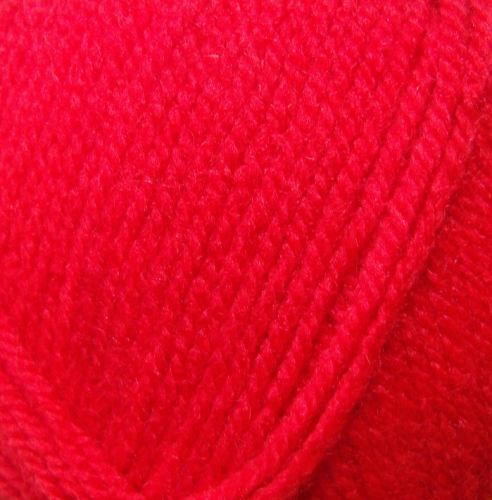 Red Pricewise DK Wool