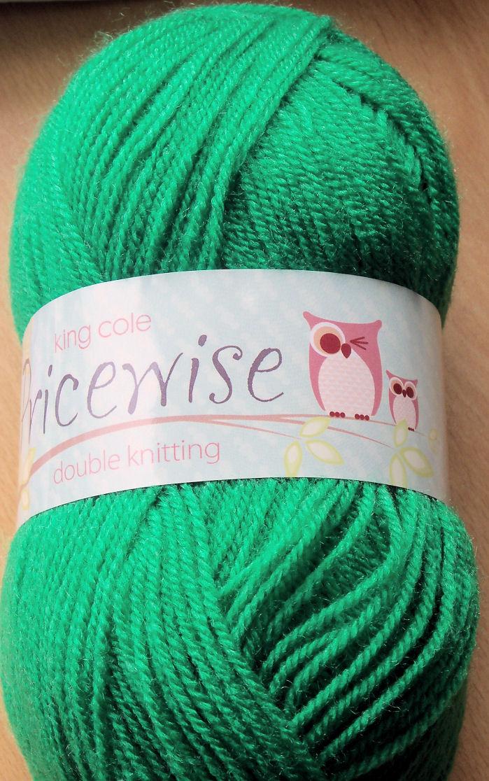 Shamrock Pricewise DK Wool