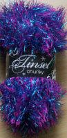 Sparkler Tinsel Chunky Wool