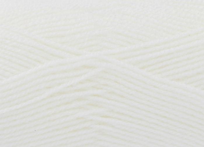 White Pricewise DK Wool
