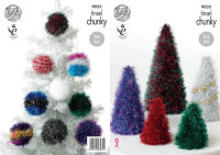 Christmas Tree Knitting Pattern