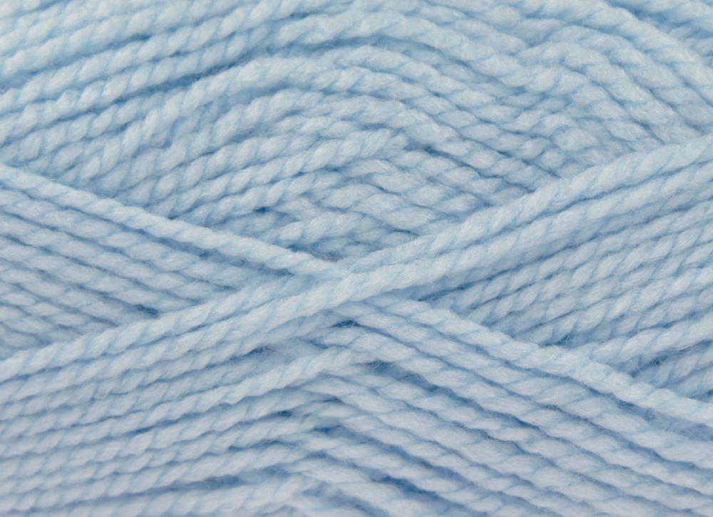 Blue Big Value Chunky Wool