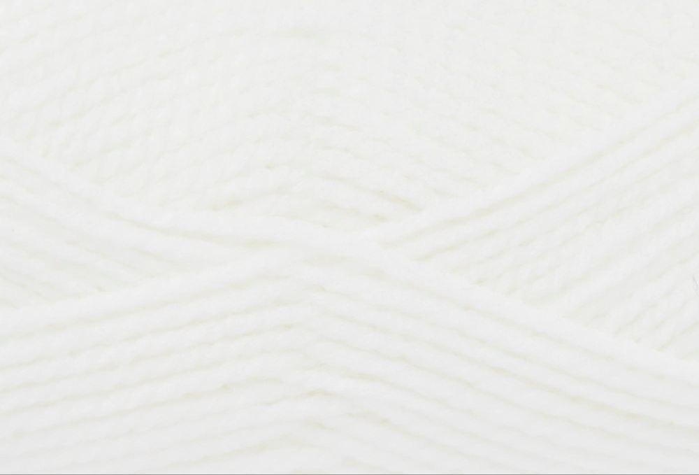 White Big Value Chunky Wool