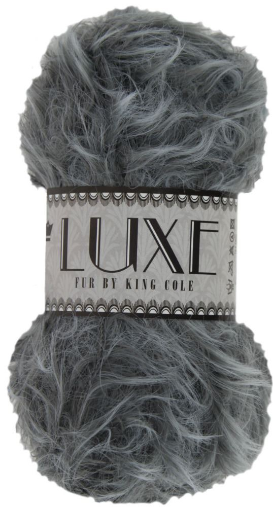 King Cole Luxe Fur/Luxury fur