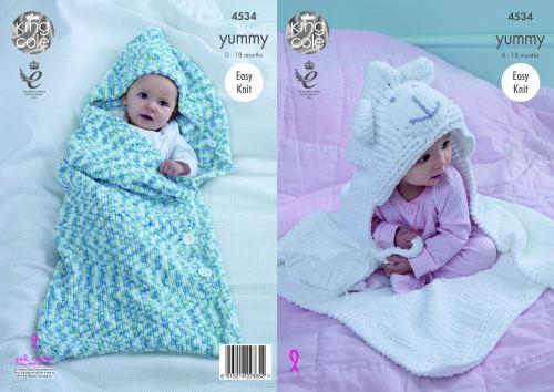 Cocoon & Blanket