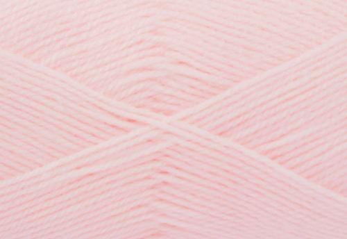 Pale Pink Comfort 4ply Wool