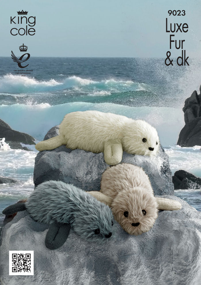 Real Seal Knitting Pattern