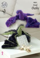 Dragon Knitting Pattern