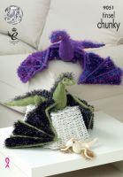 Dragon Knitting Pattern