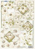 Lilys Decoupage Sheet