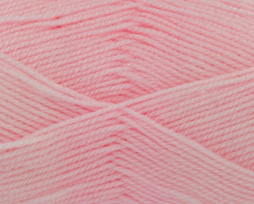 Baby Pink Pricewise DK Wool